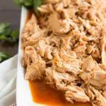 Crock Pot Cafe Rio Chicken Copycat