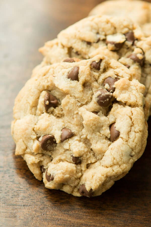 Fall is here and pumpkin is on my mind, but today is about the classic, America's Test Kitchen Chocolate Chip Cookies.