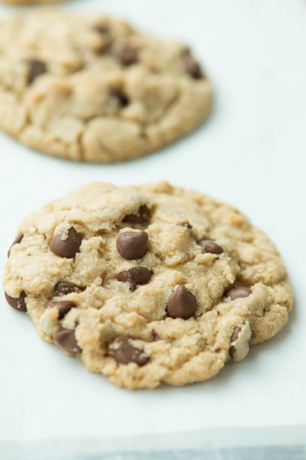 America's Test Kitchen Chocolate Chip Cookies