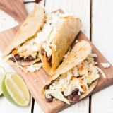 loooove these tacos ohsweetbasil.com