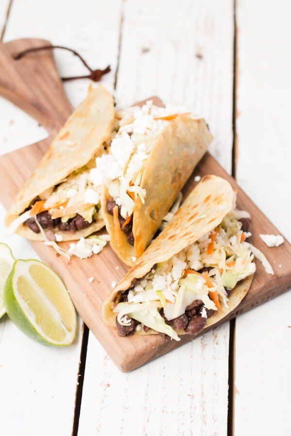 loooove these tacos ohsweetbasil.com
