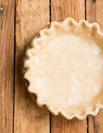 Mom's Easy Fail-Proof Magic Pie Crust ohsweetbasil.com