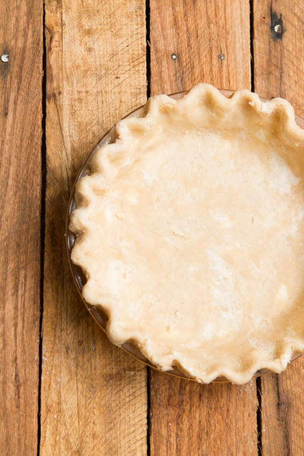 Mom's Easy Fail-Proof Magic Pie Crust ohsweetbasil.com