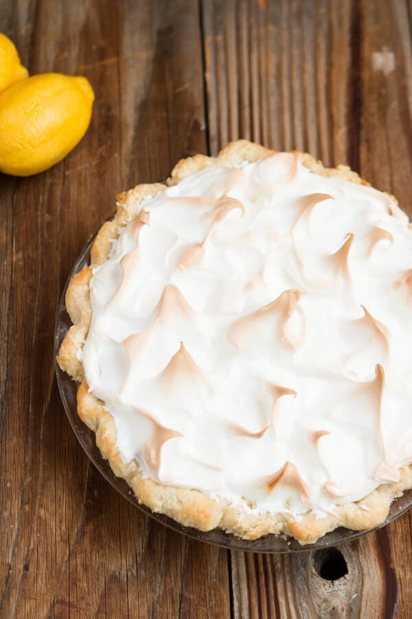Mom is famous for her lemon meringue pie and I can't wait to share the recipe with you! ohsweetbasil.com