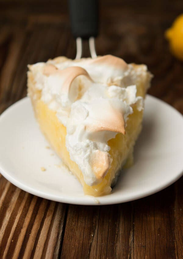 Famous Lemon Meringue Pie