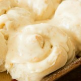 Our favorite recipe for perfectly fluffy orange rolls! ohsweetbasil.com