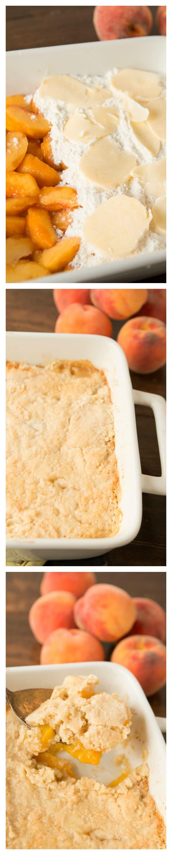 Easy Apple Cobbler With Cake Mix