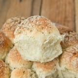 I gave these a try thinking they would be good, but holy moly! They are AWESOME!! cheesy herb bread ohsweetbasil.com