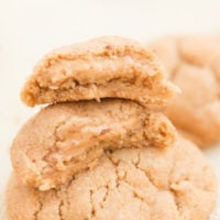 Million Dollar Peanut Butter Cookies. This cookie won $1million dollars and I can see why! ohsweetbasil.com