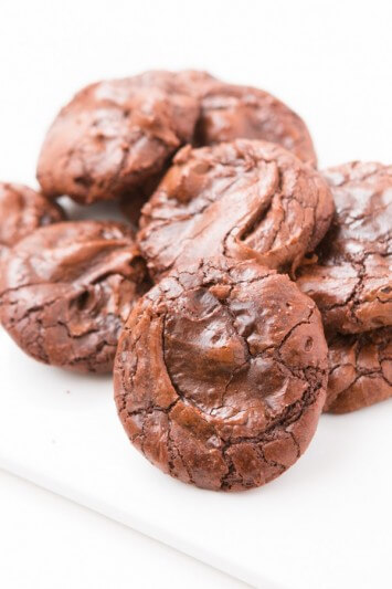 You guys have to try these! Better than brownies cookies ohsweetbasil.com