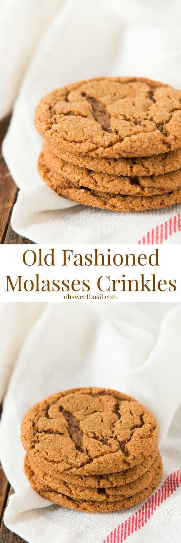 recipe: molasses crinkles recipe butter [28]