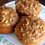 Apple Cider Muffins by: Jennifer