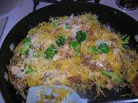 Brown Butter Spaghetti Squash ohsweetbasil.com