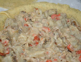 Dutch Oven Chicken Supreme ohsweetbasil.com