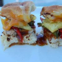 Hawaiian Turkey Sliders