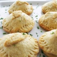 Mini Savory Chicken Handpies