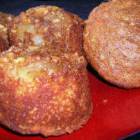 Pineapple Upside-Down Muffins By: eatingwell.com via Jennifer ohsweetbasil.com