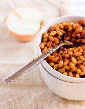 smoked beans recipe
