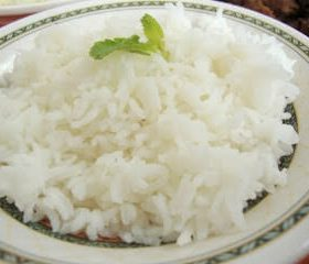 Reheating old rice