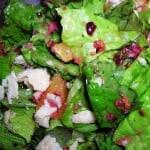 Thanksgiving Salad By: Jennifer ohsweetbasil.com