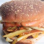 Tillamook Bacon Cheeseburger
