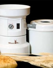 Using A Grain Mill-Wondermill