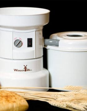 Using A Grain Mill-Wondermill