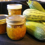 Zucchini Hot Dog Relish