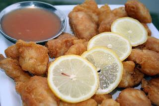 Lemon Chicken ohsweetbasil.com