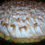 Mom's Lemon Meringue Pie by: Jennifer