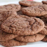 Mexican Chocolate Cookies ohsweetbasil.com