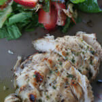Grilled Orange Tarragon Chicken