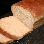 Whole Wheat American Sandwich Bread