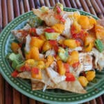 Tropical Nachos and a GIVEAWAY!