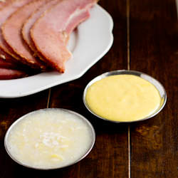 ham dipping sauces