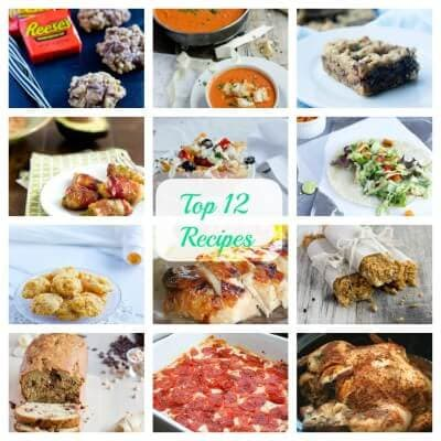 top recipes of 2012 ohsweetbasil.com