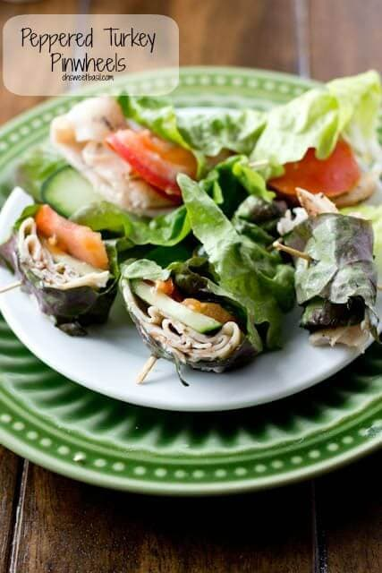 healthy snack idea ohsweetbasil.com