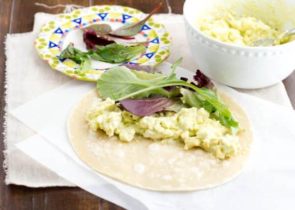 healthier egg salad ohsweetbasil.com