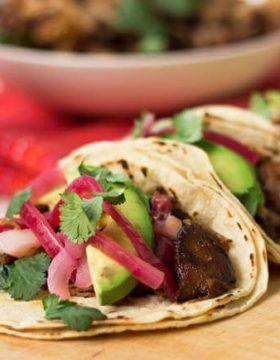 carnitas taco bar ohsweetbasil.com