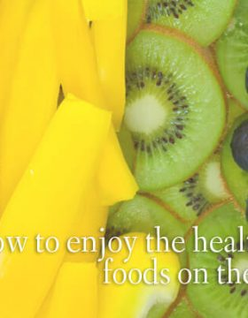 Lighten Up Weight Loss Program food-rainbow