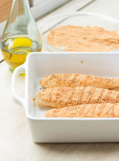 Citrus Lime Crusted Tilapia #healthy #recipe #seafood ohsweetbasil.com-31