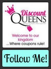 Discount Queens Button