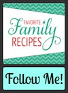 Favorite Family Recipes Button