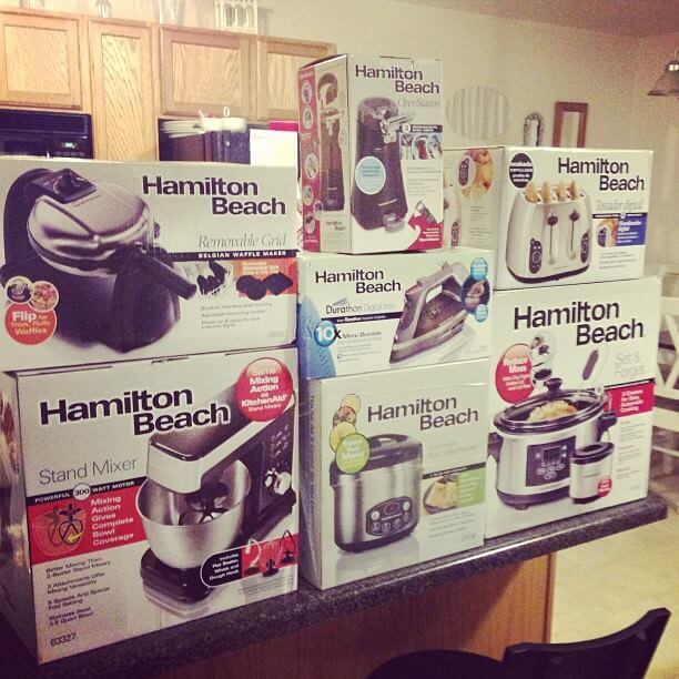 Hamilton Beach appliances ohsweetbasil.com