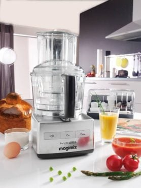 Monday Giveaway- Magimix Food Processor!