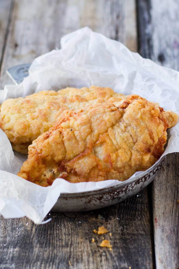 I mean, who can really resist crunchy, juicy fried chicken-! ohsweetbasil.com_