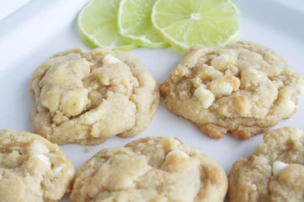 Key Lime Cookies