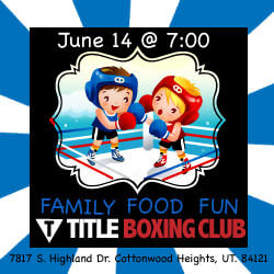 Family Boxing Night
