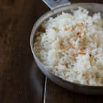 Sweet and sticky coconut rice that's perfect with any meal ohsweetbasil.com_-3