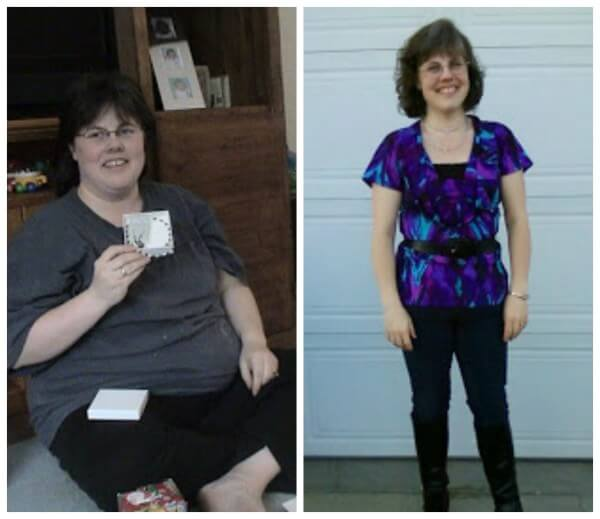 losing over 80 pounds with beachbody
